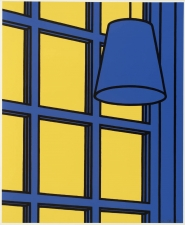 Interior: Noon 1970-1 Patrick Caulfield 1936-2005 Presented by Rose and Chris Prater through the Institute of Contemporary Prints 1975 http://www.tate.org.uk/art/work/P04094