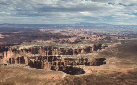 Canyonlands, Capitol reef, Goblin, Grand Canyon